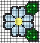 Alpha pattern #95930