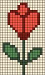 Alpha pattern #95939