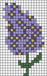Alpha pattern #95940