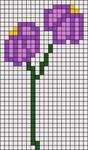 Alpha pattern #95942