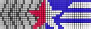 Alpha pattern #95945