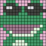 Alpha pattern #95948