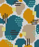 Alpha pattern #95952