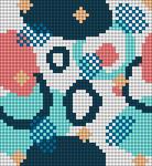 Alpha pattern #95968