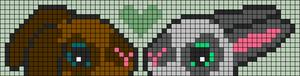 Alpha pattern #95991