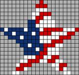Alpha pattern #95995