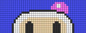 Alpha pattern #96003
