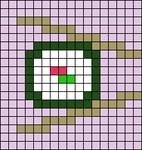 Alpha pattern #96015