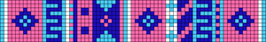 Alpha pattern #96018