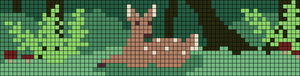 Alpha pattern #96024