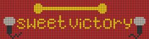 Alpha pattern #96065