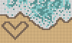 Alpha pattern #96074