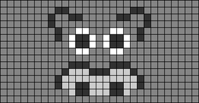 Alpha pattern #96079