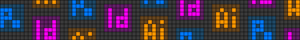 Alpha pattern #96091