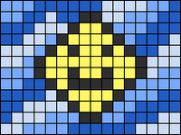 Alpha pattern #96102