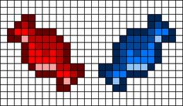 Alpha pattern #96103