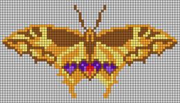 Alpha pattern #96106