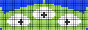 Alpha pattern #96111