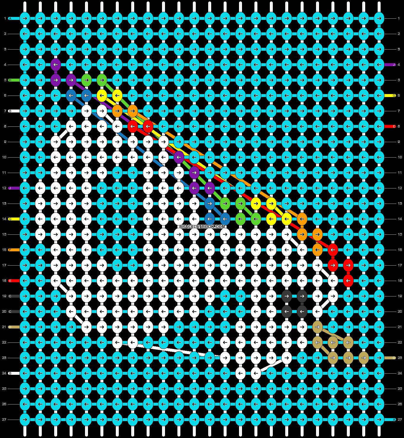 Alpha pattern #96112 pattern