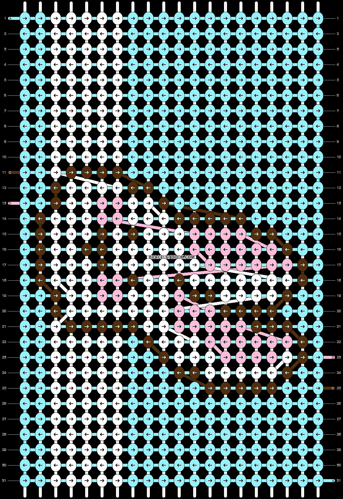 Alpha pattern #96117 pattern