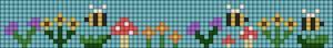 Alpha pattern #96119