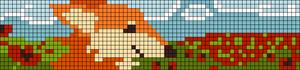 Alpha pattern #96151