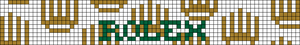 Alpha pattern #96152