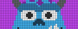 Alpha pattern #96163