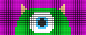 Alpha pattern #96164