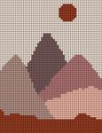 Alpha pattern #96169