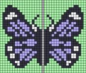 Alpha pattern #96174