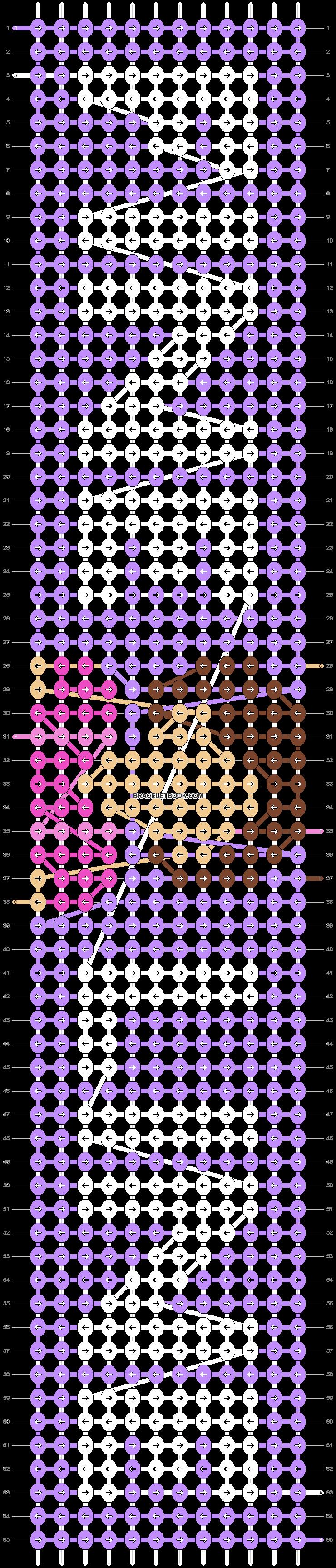 Alpha pattern #96184 pattern