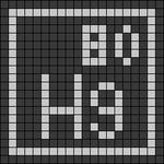 Alpha pattern #96200