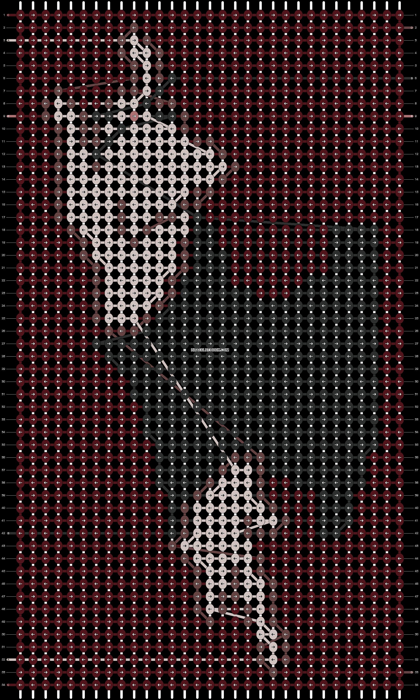 Alpha pattern #96215 pattern