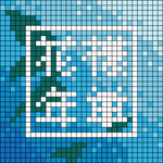 Alpha pattern #96222