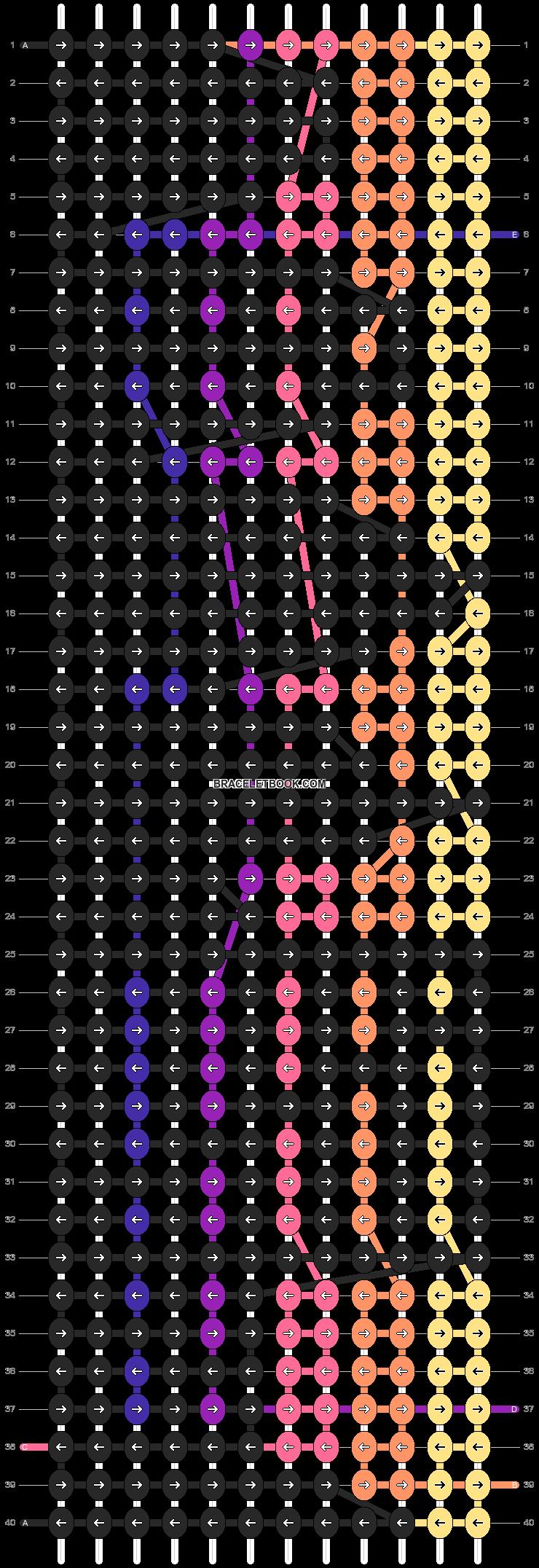 Alpha pattern #96271 pattern