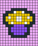 Alpha pattern #96285