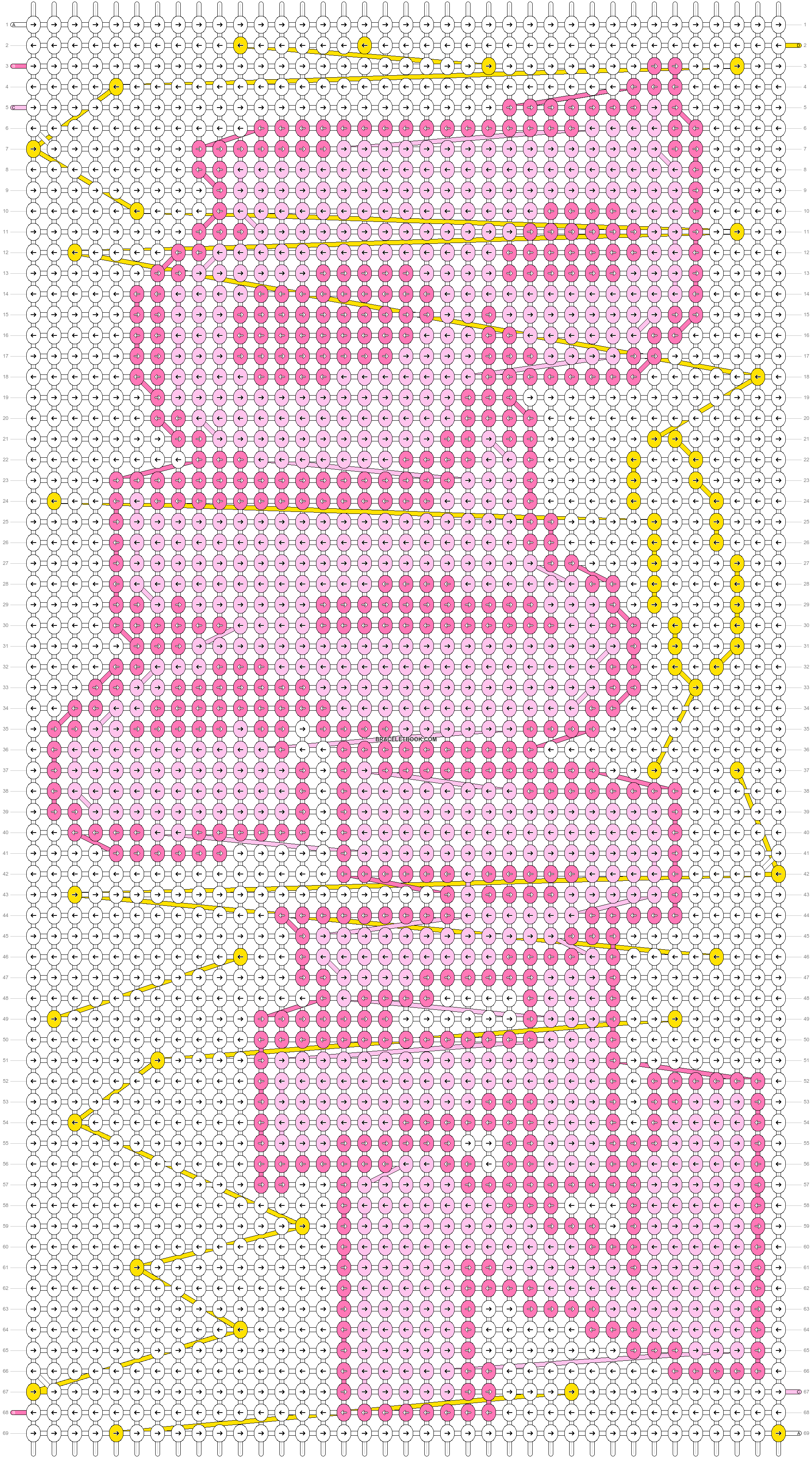 Alpha pattern #96317 pattern