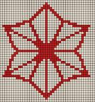 Alpha pattern #96322