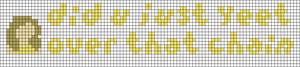 Alpha pattern #96327