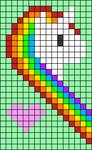 Alpha pattern #96342