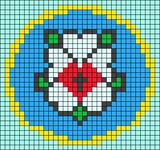 Alpha pattern #96356