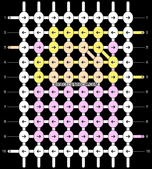 Alpha pattern #96358 pattern