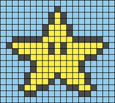 Alpha pattern #96366
