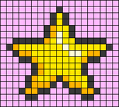 Alpha pattern #96367