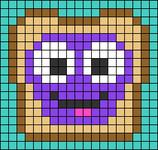 Alpha pattern #96374