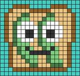 Alpha pattern #96376