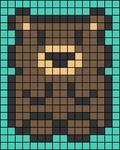Alpha pattern #96379