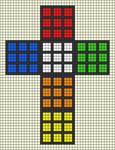 Alpha pattern #96397