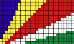 Alpha pattern #96401
